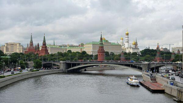 Russian cities. Moscow - Sputnik International