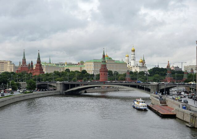 Russian cities. Moscow