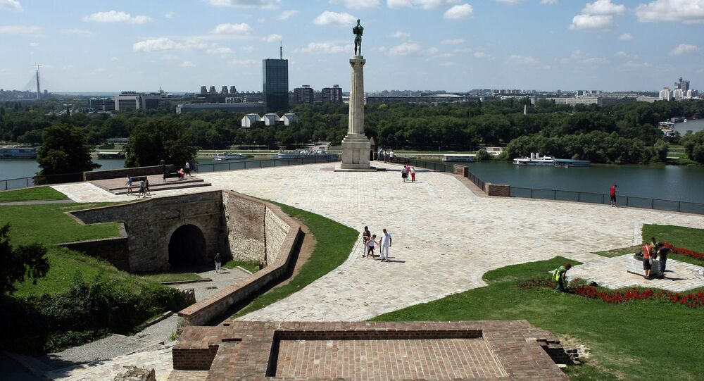 Cities of the wold. Belgrade