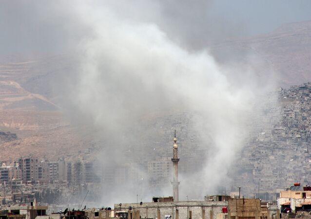 Damascus suburb
