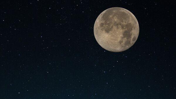 China plans first ever landing on the dark side of the moon - Sputnik International