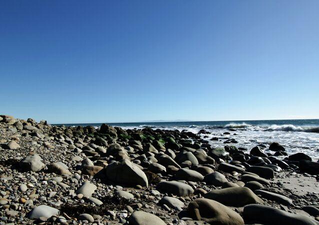 Refugio Beach State Park