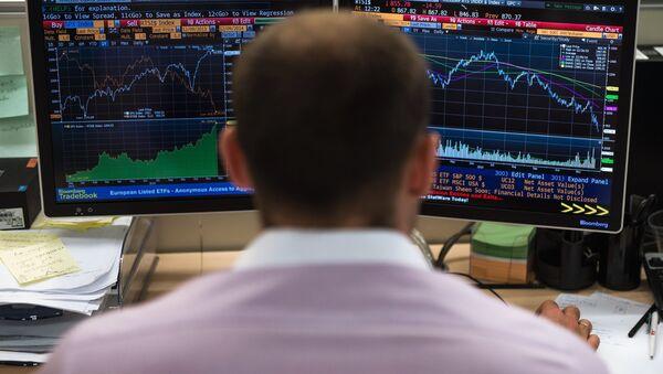 Moscow Stock Exchange - Sputnik International