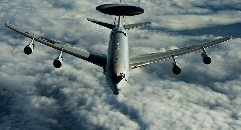 The second of four Airborne Warning and Control System (AWACS) upgraded aircraft were delivered to the French Air Force on Wednesday, US aircraft manufacturer Boeing said in a statement