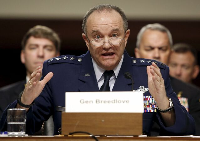 NATO Supreme Allied Commander Europe Philip Breedlove