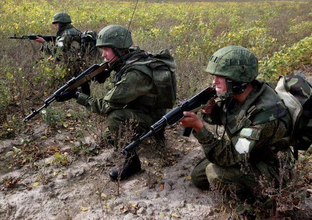 Vostok-2014 strategic exercise