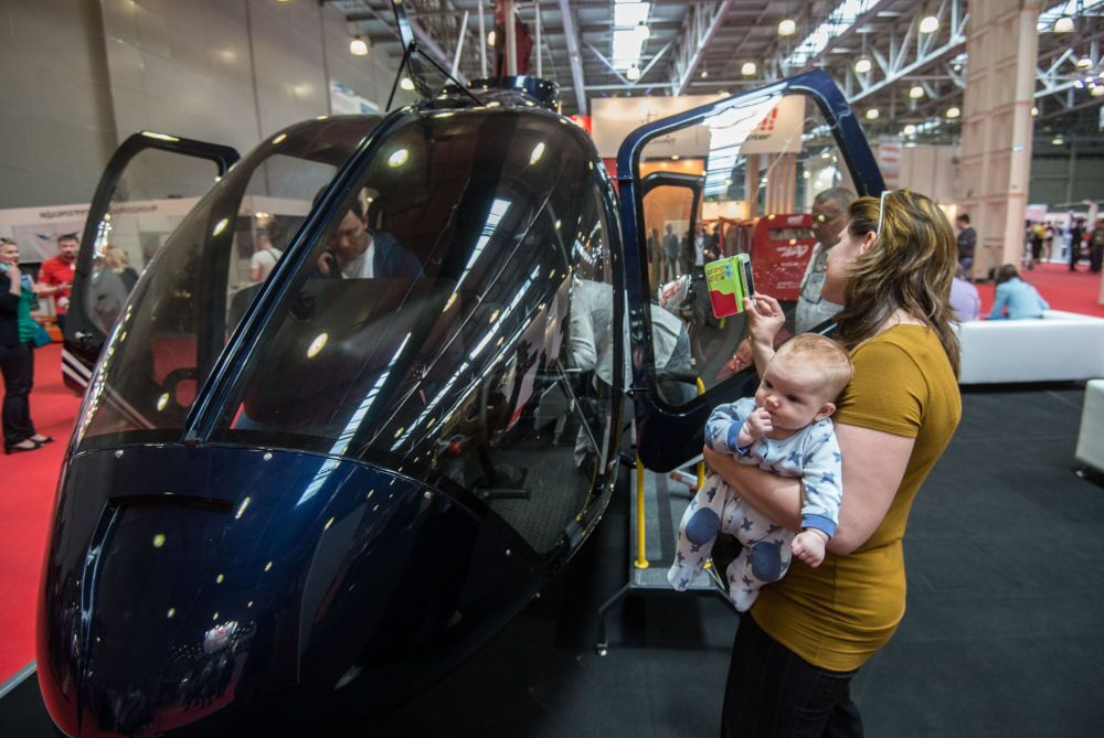 HeliRussia 2015: Moscow's Helicopter Industry Expo