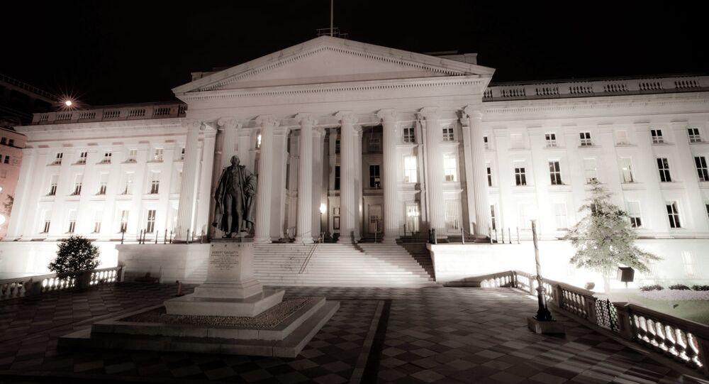 United States Department of the Treasury Washington