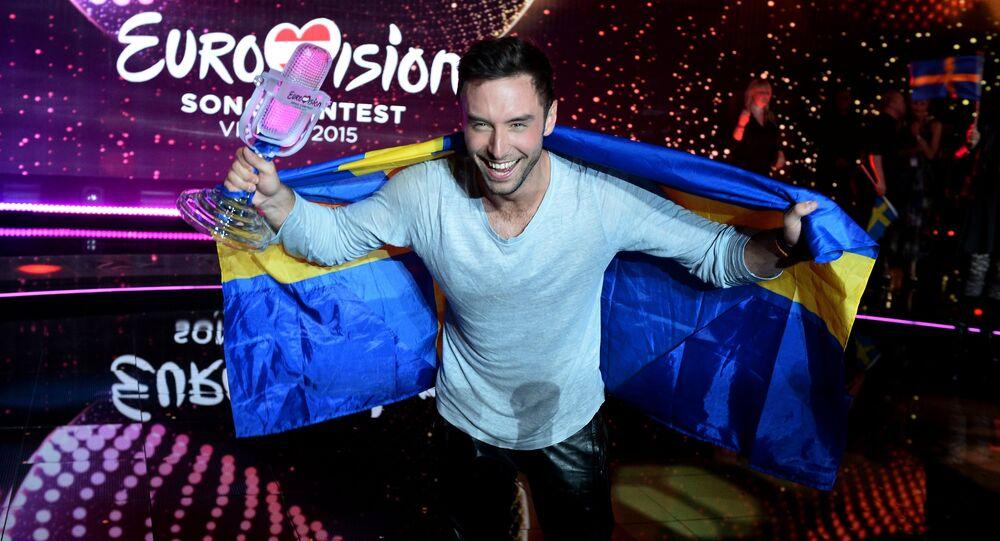 Финал международного конкурса песни Евровидение 2015 в Вене