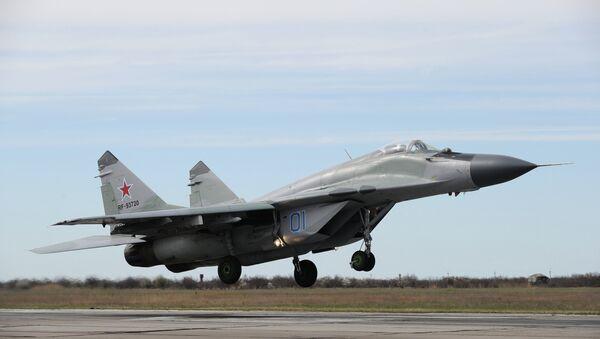 MiG-29 fighter jet - Sputnik International