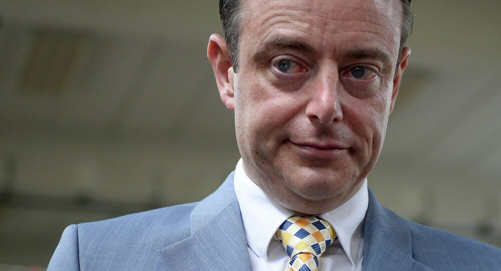 Antwerp mayor Bart De Wever