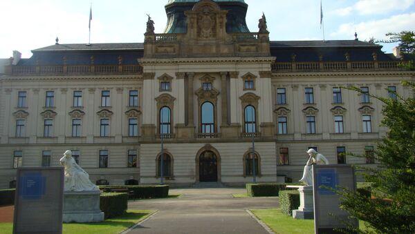 Czech Parliament building - Sputnik International