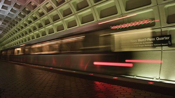 Washington, DC Metro - Sputnik International