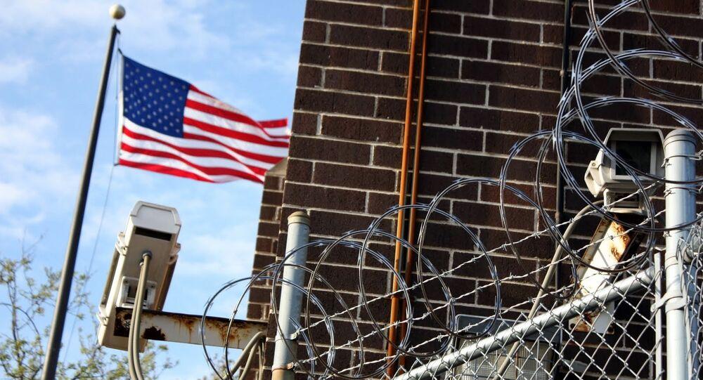 US Detention Center