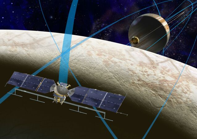 The NASA spacecraft set to pay a visit to Jupiter's icy moon, Europa, will use an array of instruments to assess its ability to support life, the agency announced Tuesday.