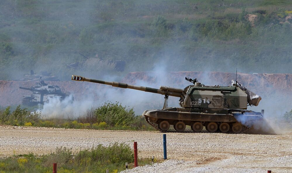 Lifting the Veil: Newest Russian Military Equipment in Focus