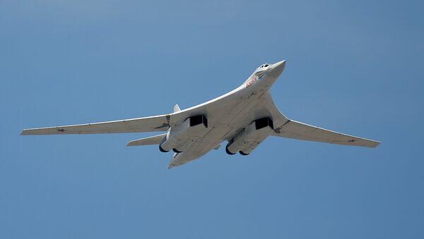 Tupolev Tu-160 Blackjack strategic bombers - Sputnik International
