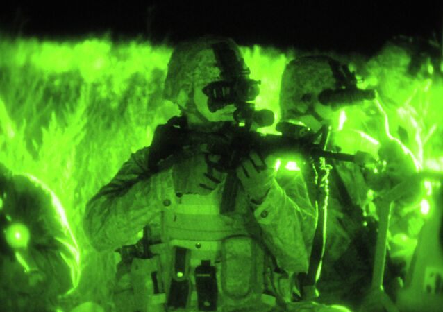The Pentagon wants to develop technology to give troops X-ray vision.