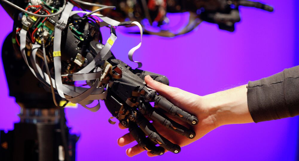 a new mathematical algorithm developed in the United States may herald a new generation of robots that save human lives