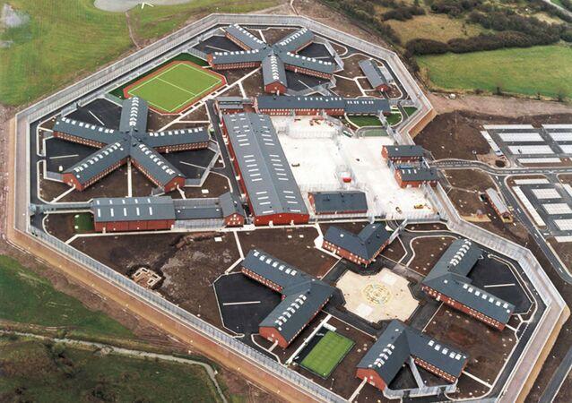 HM Prison and Therapeutic Community Dovegate