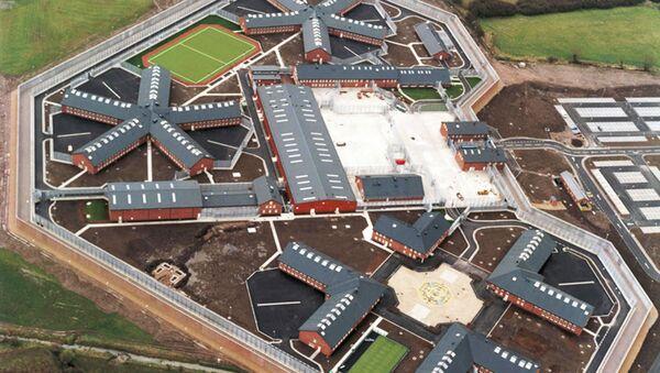 HM Prison and Therapeutic Community Dovegate - Sputnik International