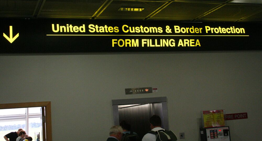 A pilot program by US Department of Homeland Security which uses facial recognition technology to detect immigration violators at points of entry has privacy advocates concerned.