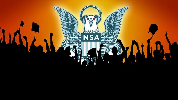 The NSA has no intention of deleting the its massive database. - Sputnik International