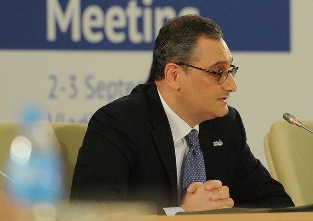 Russian Federation Deputy Minister of Foreign Affairs Igor Morgulov