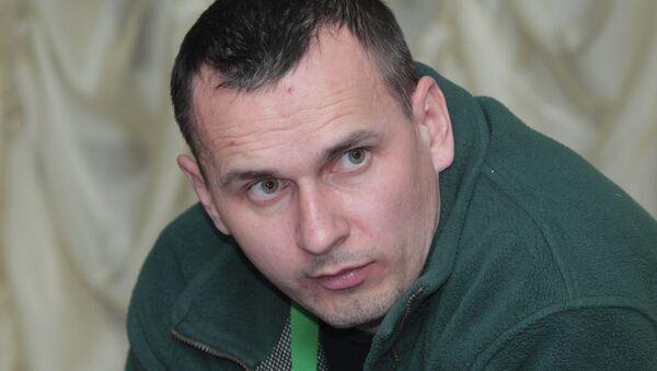 Filmmaker Oleg Sentsov - Sputnik International