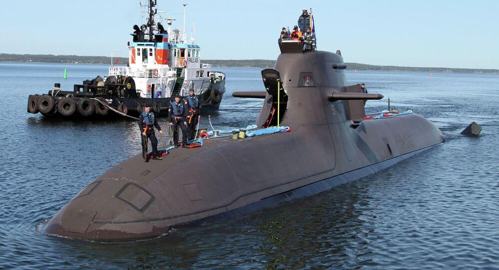 Submarine U34