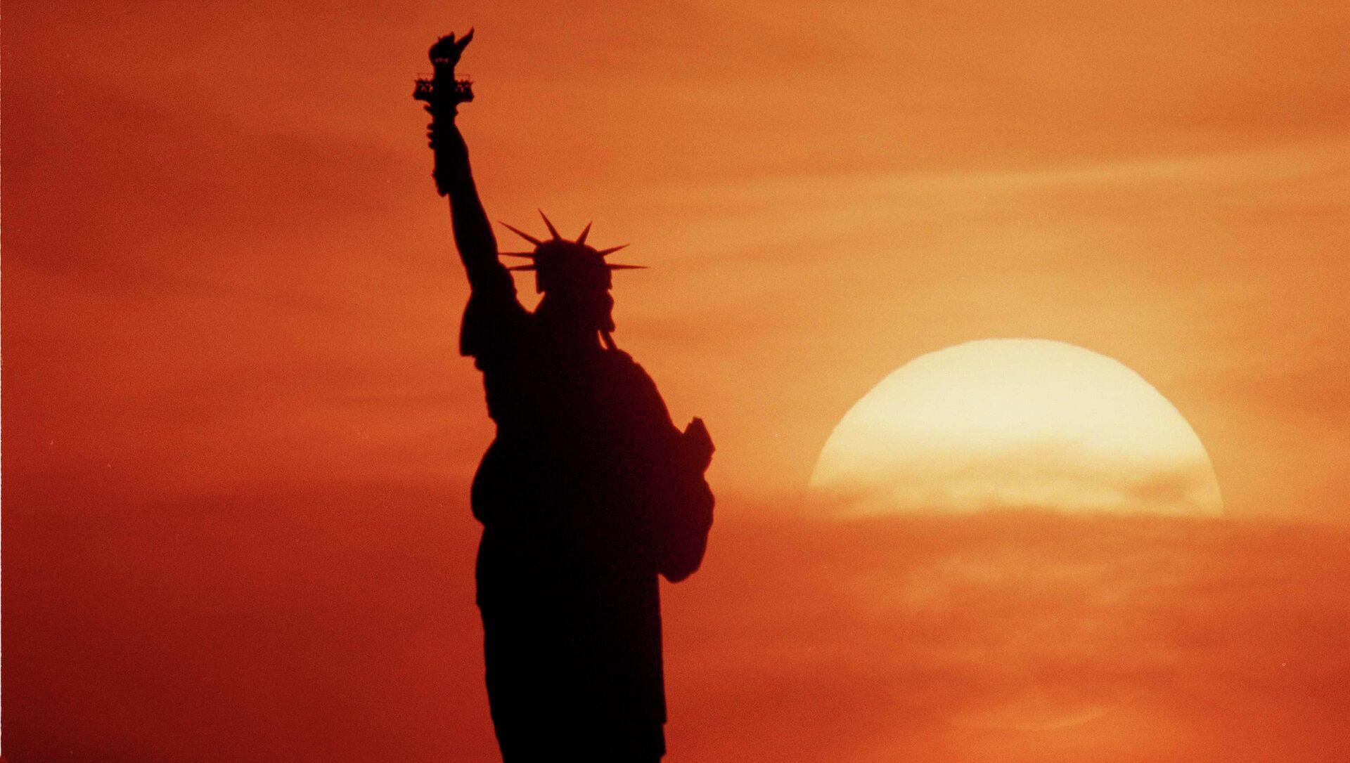 Statue of Liberty - Sputnik International, 1920, 09.03.2021