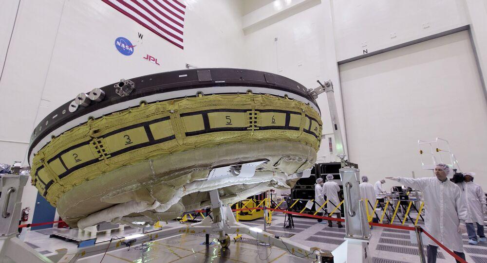 NASA's Low Density Supersonic Decelerator