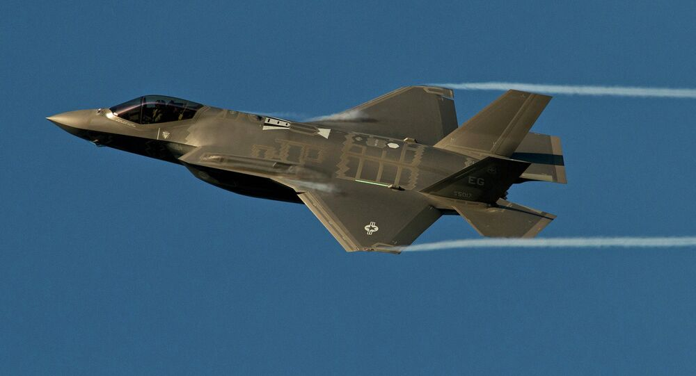 It may be seven years late and $160 billion over budget, but the F-35 fighter - the most expensive piece of fighting equipment in history - may finally make its official debut this summer.