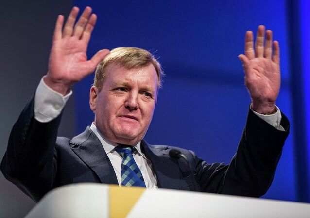 UK Former leader of the Liberal Democrats Charles Kennedy
