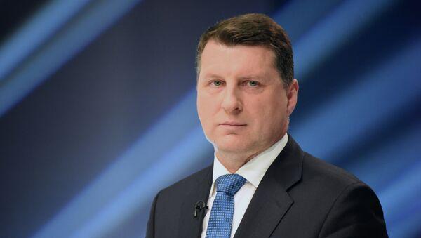 Latvian President Raimonds Vejonis - Sputnik International