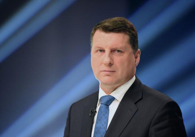 Defense Minister Raimonds Vejonis