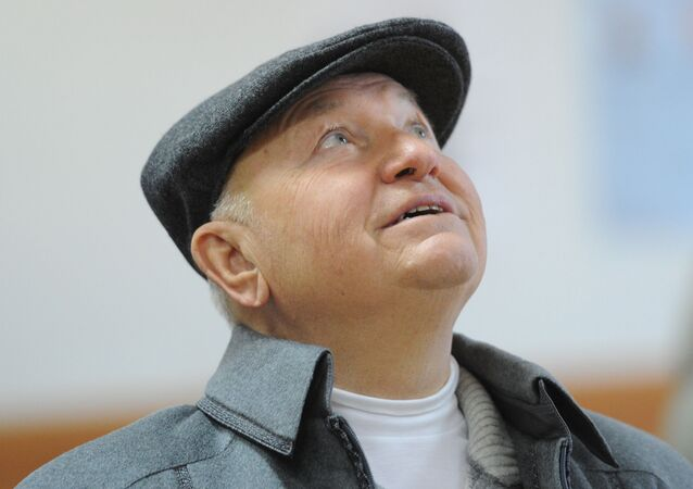 Former Mayor of Moscow Yury Luzhkov