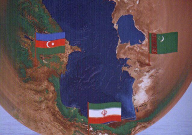 Caspian Sea leaders summit in Tehran, Iran
