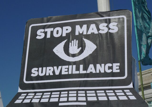 Rally and March Against Mass Surveillance