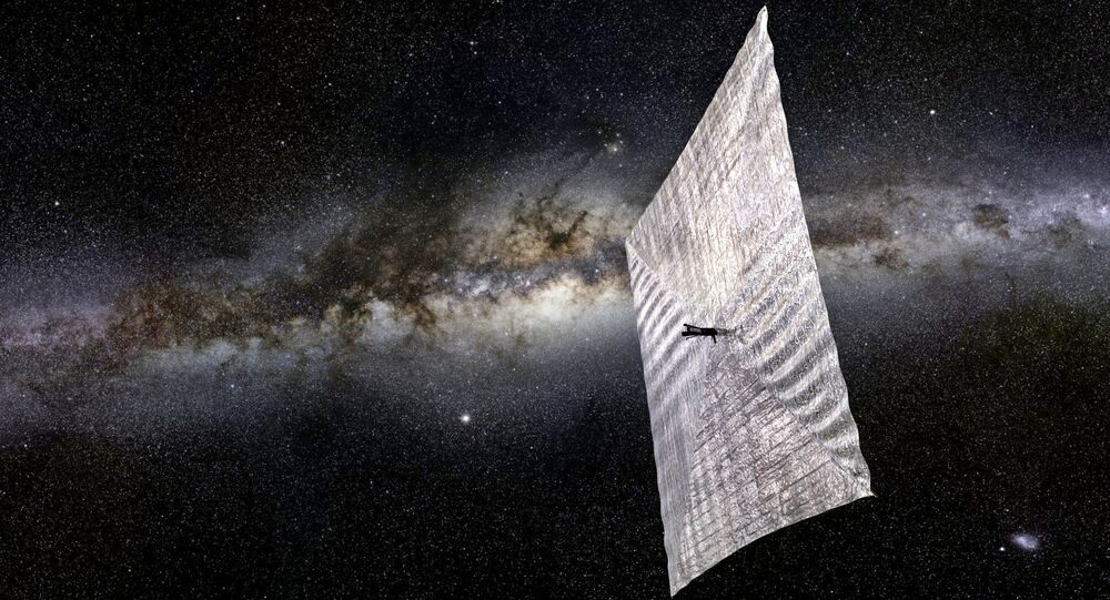 Solar Sail Craft Expected To Revolutionize Space Travel