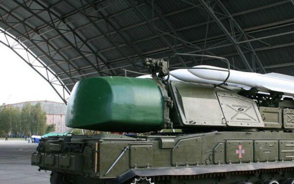 Ukrainian surface-to-air missile system Buk-M1 - Sputnik International