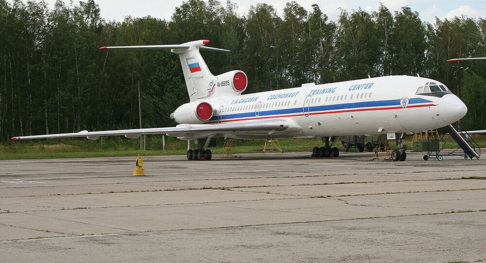 This aircraft has a combined ability as a Zero-Gravity trainer for the Russian Space Centre and as an Open-Skies aircraft