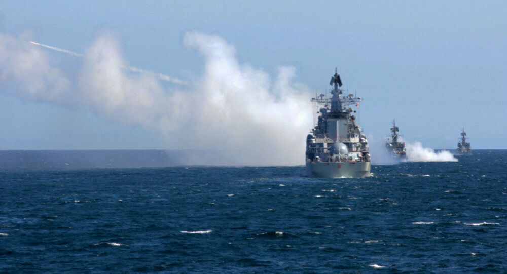 Northern Fleet exercises