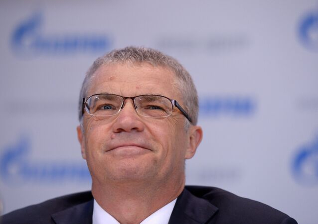 Gazprom CEO Alexei Miller said in May that the company and Turkey's Botas had reached preliminary agreements on discounts for Russian gas.