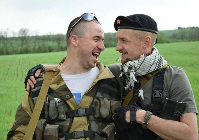 Czech and Slovak volunteers fighting in Donbass on the side of the self-proclaimed Donetsk People's Republic have announced the formation of a joint Czech-Slovak fighting unit, a statement on the Slovak Facebook page of the 'International Brigade 15' has announced.