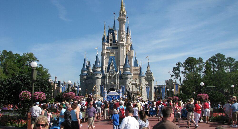Cinderella's Castle - Walt Disney World