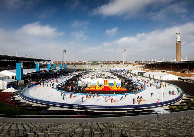 Olympic Stadium in Amsterdam