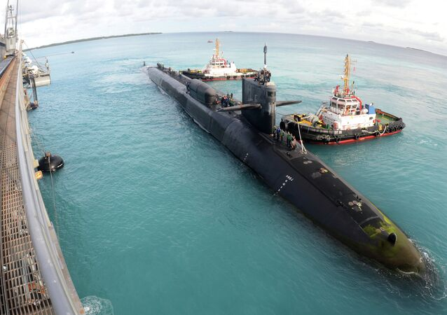 US military spending is causing headaches in Congress once again - this time it's the ballooning costs of the program to replace the Ohio class ballistic submarines, which may be eating so much of the Navy's budget that it threatens other programs.