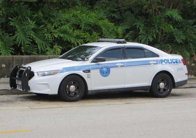 Crowds of Children Look on as Florida Cop Kills Homeless Black Man