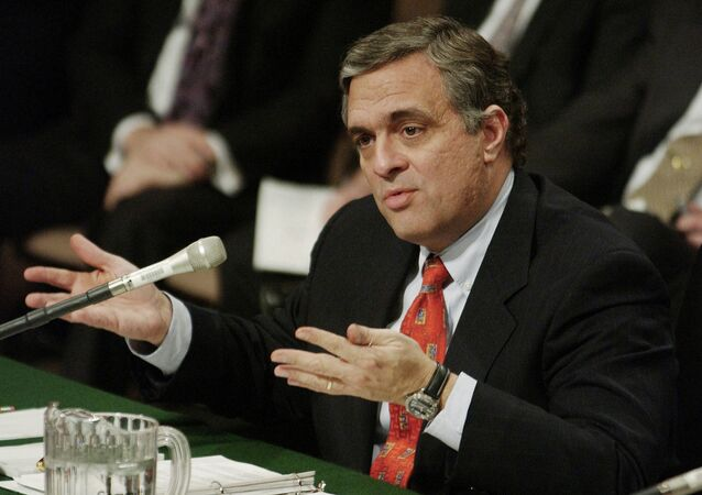 Former Central Intelligence Agency (CIA) Director George Tenet